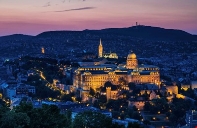 One week in Budapest dal 13 al 20 novembre 2018